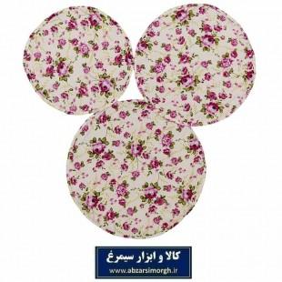دم کنی قابلمه Lotus لوتوس گلدار ۳ عددی HKK-014