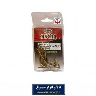 قلاب ماهیگیری اسکار Oscar سایز ۵ بسته ۱۰ عددی NFS-004
