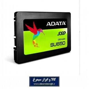 اساسدی 3D NAND Flash SU650 ایدیتا ظرفیت 120 گیگابایت DSM-046