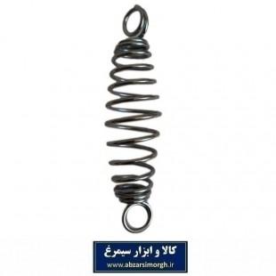 فیدر ماهیگیری فنری فلزی قد ۱۰ سانت NFS-012