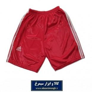 شلوارک ورزشی مردانه طرح Adidas آدیداس رنگ قرمز