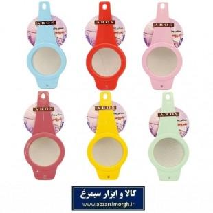 صافی و تفاله گیر چای عروس بدنه پلاستیکی و توری فلزی HNO-007