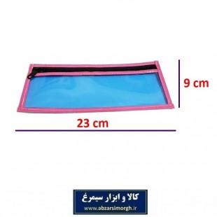 کاور و کیف لوازم کوچک پلاستیکی شفاف به ابعاد ۱۰ × ۲۳ سانت OPS-005