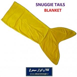 پتو کودکان پری دریایی Snuggie Tails Blanket برند متفرقه HBL-005
