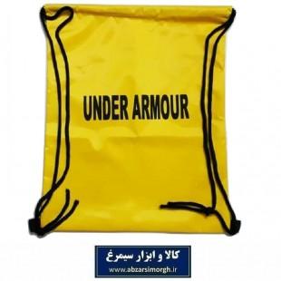 کوله پشتی ورزشی شوزبگ Under Armour آندر آرمور پارچه شمعی VKF-002
