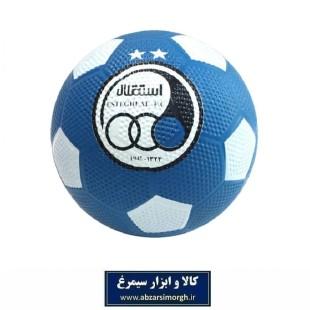 توپ فوتبال لاستیکی Esteghlal استقلال VTP-015