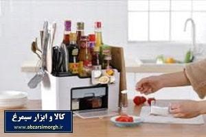 وسایل  و لوازم آِشپزخانه - نظم دهنده و ارگانایزر پلاستیکی