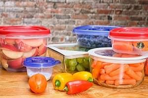 ظروف پلاستیکی آشپزی