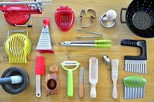 ابزار دستی آشپزخانه