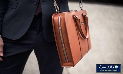 کیف های اداری و دستی مردانه Men Bag