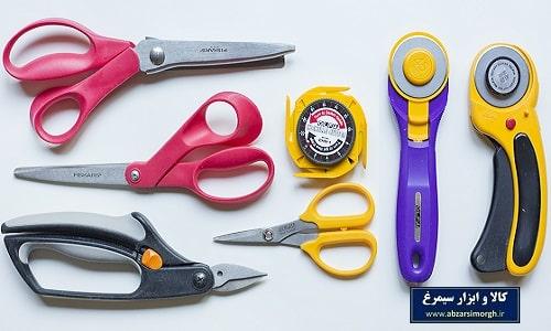 وسایل خرازی - قیچی و لوازم برش Cutting Tools