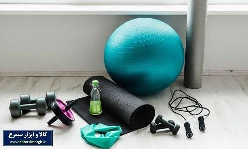 لوازم و تجهیزات فیتنس Fitness Tools & Equipment