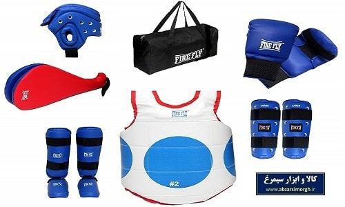 لوازم و پوشش محافظت ورزشی