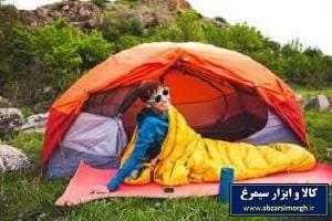 کیسه خواب در کمپینگ و کوهنوردی  و سفر