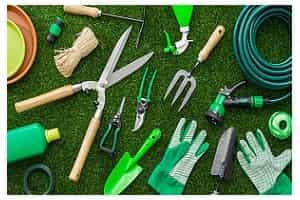 ابزار و وسایل باغبانی و پرورش گل و گیاه