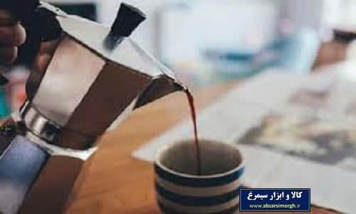 آشنایی با قهوه جوش و اسپرسوساز روگازی