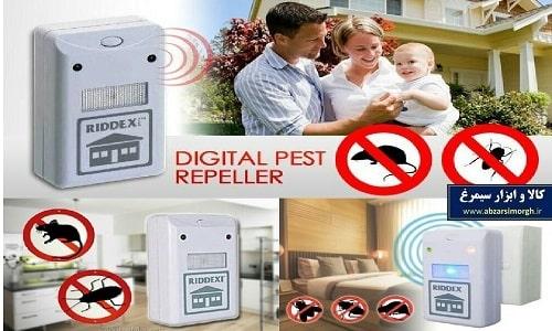 دستگاه دفع حشرات برقی Riddex Plus ریدکس پلاس