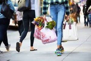 shopping lifting & carying bag handle