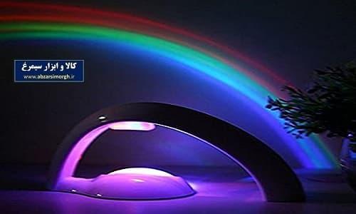 چراغ خواب کودک رنگین کمانی lucky rainbow