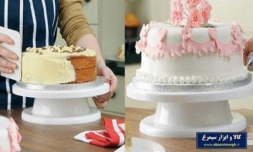 پایه تهیه کیک