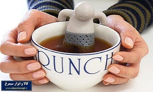 لوازم آشپزخانه - دمنوش ساز Mr Tea مستر تی جعبه دار