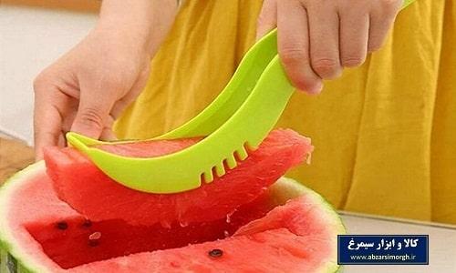 اسلایسر پلاستیکی هندوانه Watermelon slicer