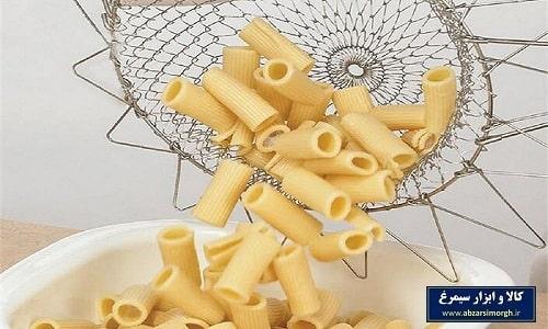 لوازم آشپزخانه - سبد سرخ کن و ۱۲ کاره آشپزی Chef Basket شف بسکت