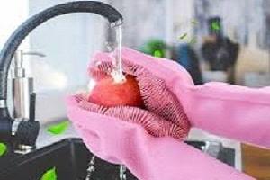 دستکش جادویی آشپزخانه