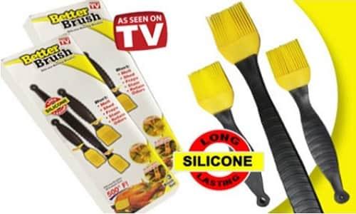 قلم موی آشپزی سیلیکونی بتر براش better Brush