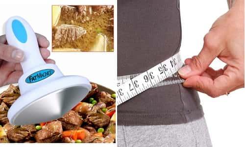 چربی گیر مواد غذایی fat magnet