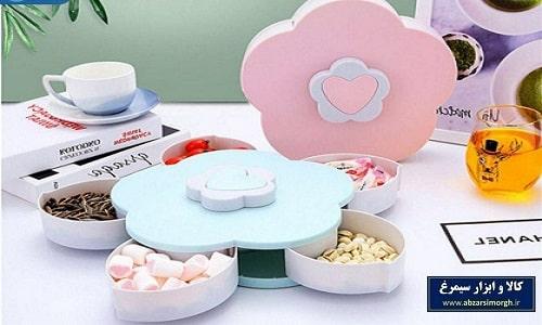 کندی باکس چرخشی گل Candy Box