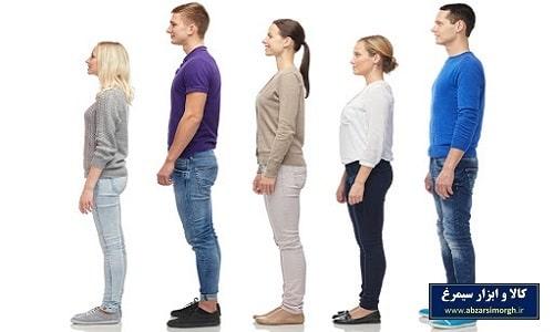 جوراب افزایش قد Height increasing