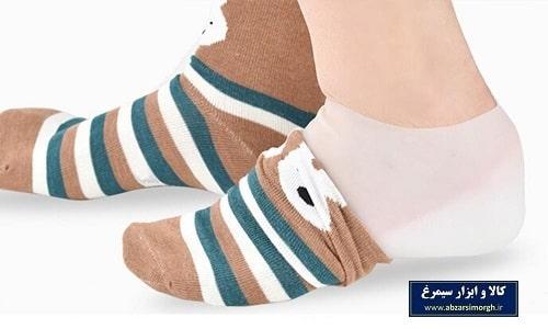 جوراب افزایش قد Height Increasing Silicone Socks