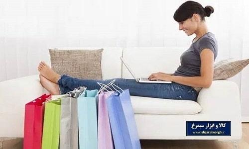 روش های جستجو ی و انتخاب کالا در فروشگاه اینترنتی سیمرغ