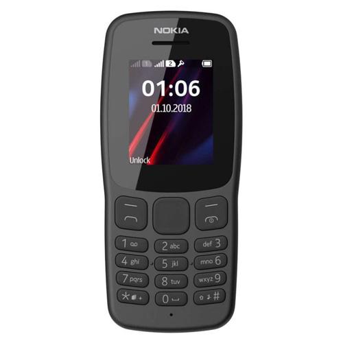 گوشی موبایل نوکیا 106 2018 ظرفیت 4 مگابایت و رم 4 مگابایت