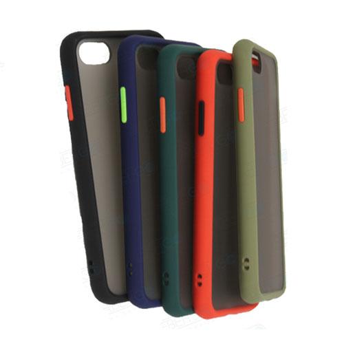 کاور محافظ گوشی اپل iPhone SE 2020 مدل پشت مات