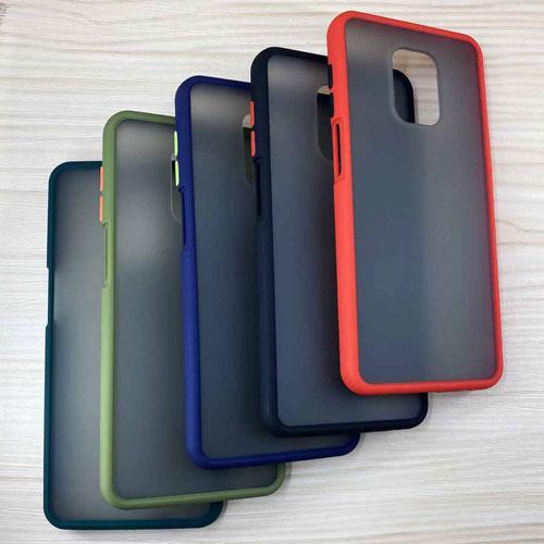 کاور محافظ گوشی شیائومی Mi Note 9 مدل پشت مات