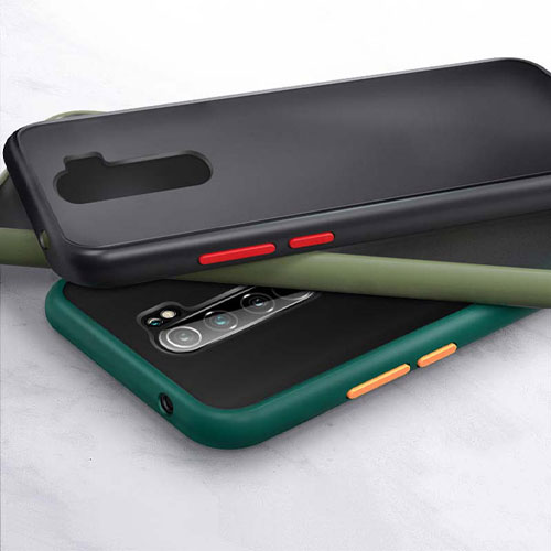 کاور محافظ گوشی شیائومی Redmi 9 مدل پشت مات