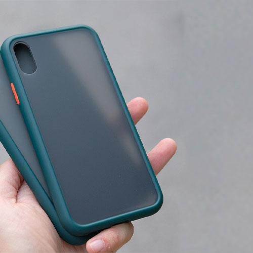 کاور محافظ گوشی هوآوی Y6 prime 2019 مدل پشت مات