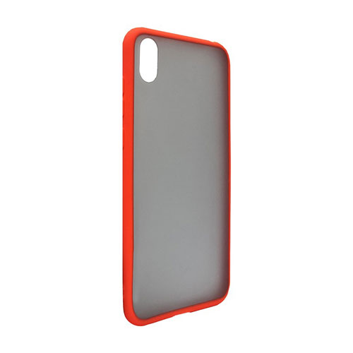 Hybrid Simple Matte Bumper Phone Case For Huawei Y5 prime 2019