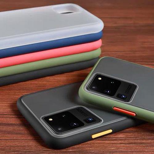 کاور محافظ گوشی سامسونگ Galaxy S20 Ultra مدل پشت مات