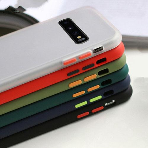 کاور محافظ گوشی سامسونگ Galaxy S10 مدل پشت مات
