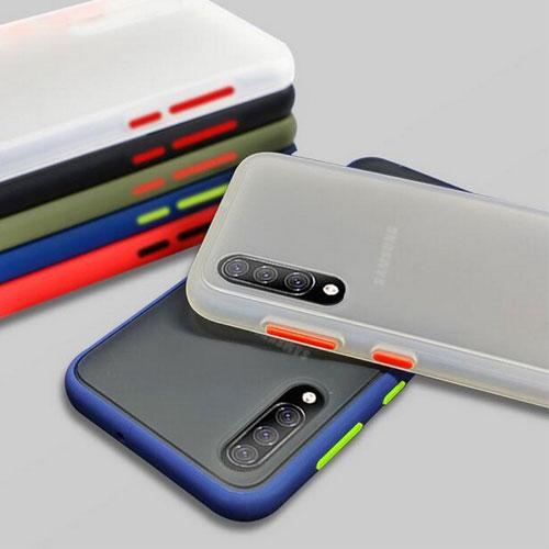 کاور محافظ گوشی سامسونگ Galaxy Note 10 plus مدل پشت مات