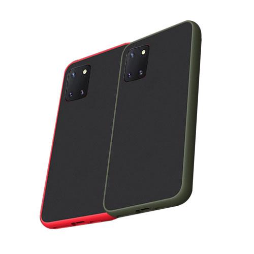 کاور محافظ گوشی سامسونگ Galaxy Note 10 lite مدل پشت مات