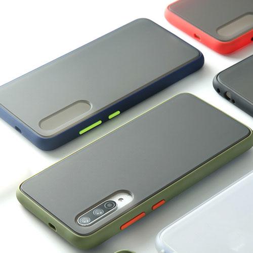کاور محافظ گوشی سامسونگ Galaxy A70s مدل پشت مات