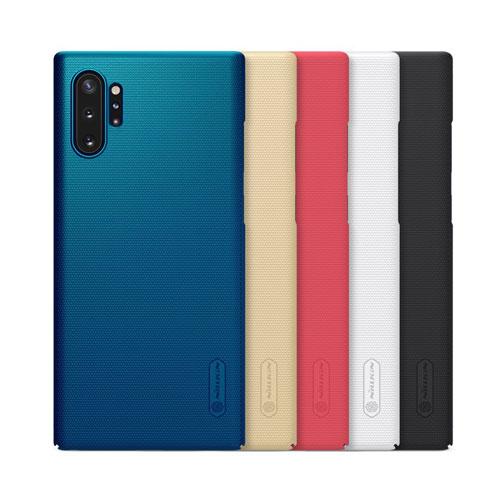 قاب Frosted Shield نیلکین مناسب برای گوشی سامسونگ مدل Galaxy Note 10 Plus