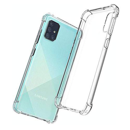 قاب ضد ضربه مناسب گوشی سامسونگ مدل Galaxy A71
