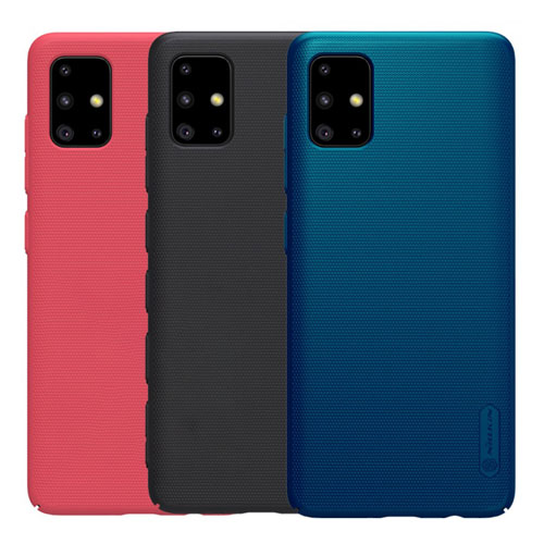 قاب Frosted Shield نیلکین مناسب برای گوشی سامسونگ مدل Galaxy A7 2019