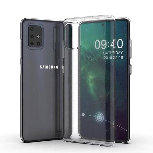 قاب ژله ای مناسب برای گوشی سامسونگ مدل Galaxy A51