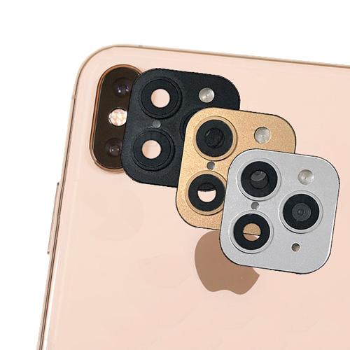 محافظ لنز دوربین مناسب گوشی های اپل مدل X / Xs / XS Max
